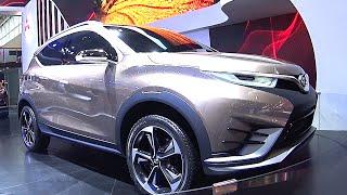 2016, 2017 SouEast DX3 Concept Unveiled On The 2016 Beijing Auto Show