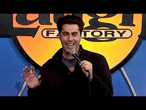 Adam Ray - Music And Dude Fights (Stand Up Comedy)