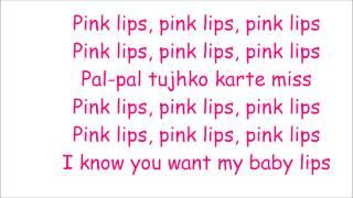 Pink Lips - Hate Story 2 - Lyrics (HD)