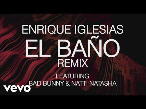 Xxx Mp4 Enrique Iglesias EL BAÑO REMIX Lyric Video Ft Bad Bunny Natti Natasha 3gp Sex