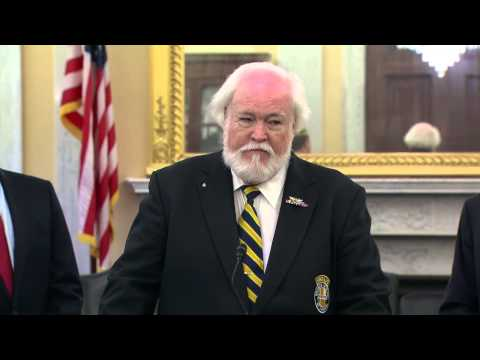 Toxic Exposure Research Act of 2015 Introduction Press Conference