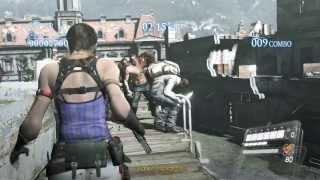 Resident evil 6 PC - play as Sheva Alomar