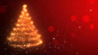 Merry Christmas Video Background HD