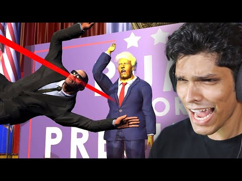 SAVE THE PRESIDENT Very Funny