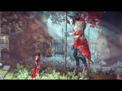 Castlevania: Lords of Shadow 2 #07: O Labirinto do Fauno - HD gameplay