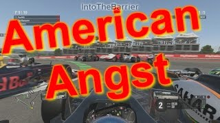 F1 Game 2016 - American Angst (Live Commentary)