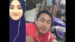Cinta anak kampung,,  kojeck crut dan cewek cantik malaysia