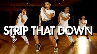 Liam Payne - Strip That Down ft. Quavo (Dance Video)   Choreography   MihranTV