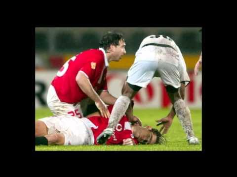 muertes en las canchas de futbol LOQUENDO