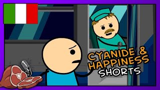 Aspettando l'Autobus (Waiting For The Bus) - Cyanide & Happiness ITA - FRB