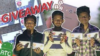 Bijoy Dibosh Special : 5 Smartphone Giveaway | Made in Bangladesh | ATC