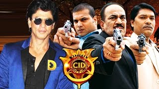 Shahrukh Khan On Crime Series 'CID' | Dilwale Promotion