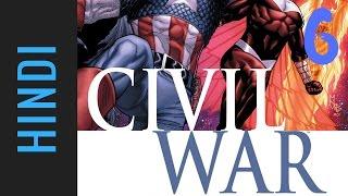 Marvel CIVIL WAR | Episode 06 | Marvel Comics in Hindi