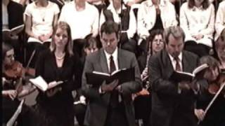 creation 18 trio and 19 trio with chorus the lord is great