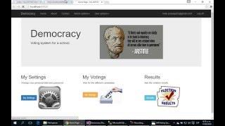 52 - Sistema Votación - Close Voting