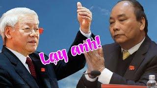 Bằng mọi giá, TBT Nguyễn Phú Trọng ép TT Nguyễn Xuân Phúc về hưu