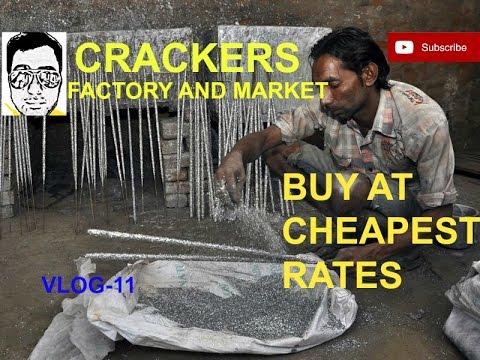 CHEAPEST CRACKERS MARKET/FACTORY[exploring-cost,manufacturing] || FARUKH NAGAR||delhi |gaurav sharma