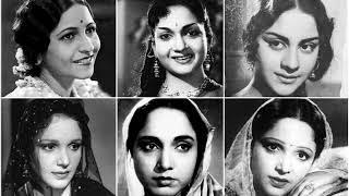 Aankhen Ro Ro Haar Gayi Asha Bhonsle Film Majboori (1954) Robin Chatterjee / D N Madhok