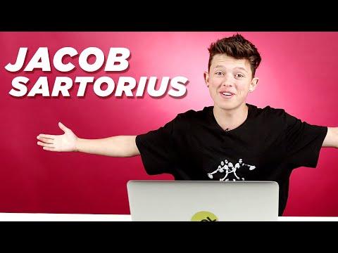 Xxx Mp4 Jacob Sartorius Takes The Millennial Test 3gp Sex