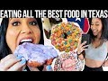 I Ate Everything I Wanted in Texas (Food Reviews in Dallas)