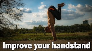 TOP exercises for a better CONTROL in HANDSTAND