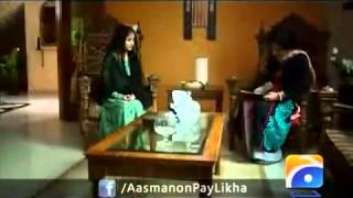 Aasmanon Pe Likha, Episode 15, 25th December 2013, Full Drama HQ 25 12 2013 Geo Tv