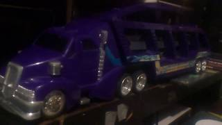PROXIMO REVIEW- NEXT REVIEW    HOT WHEELS SUPER TRANSPORTER 2003