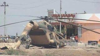 انسحاب غير منظم لقوات المالكي من محافظة ديالى أمام انظار البشمركة