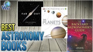 10 Best Astronomy Books 2018