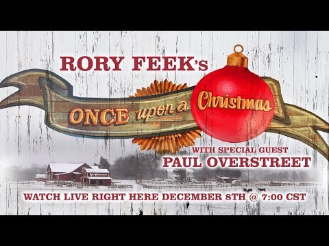 Xxx Mp4 Rory Feek 39 S Quot Once Upon A Christmas Quot With Special Guest Paul Overstreet 3gp Sex