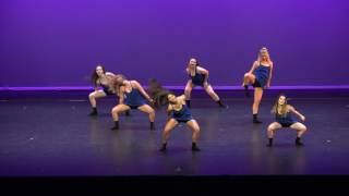 Roustabouts Dance Company - Spring Show 2016 - 10) Keeping Your Head Up
