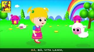 Lille katt  | Barnsånger på svenska | Barnvisor på svenska