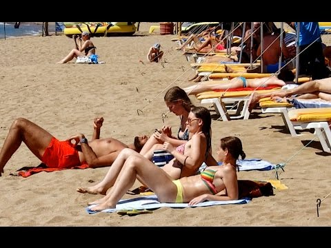 Tsambika Beach Rhodes Greece