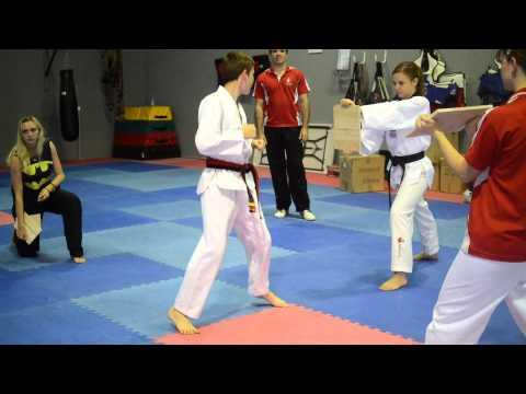 Taekwondo Board Breaking Montage - Hanmadang 2013 - Factorten Martial Arts