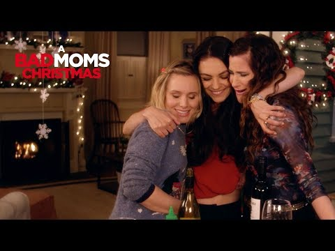 Xxx Mp4 A Bad Moms Christmas Our Way Digital Spot In Theaters November 1 2017 3gp Sex