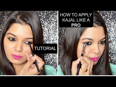 How I apply Kajal | Apply Kajal Like a Pro