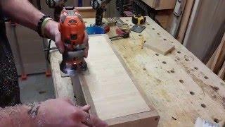 Simple DIY planter box//Scrap wood project