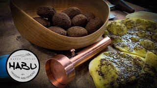 HABU \\ How To Make Falafel - The Right Way! فلافل