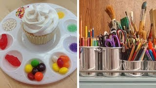 35 Clever Dollar Store DIY & Organizing Ideas