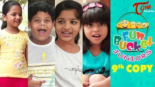 Fun Bucket JUNIORS | Episode 9 | Kids Funny Videos | Comedy Web Series