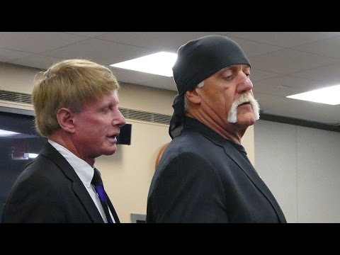 Hulk Hogan Wins Sex Tape Lawsuit with Gawker for $115M