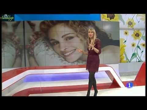 Anne Igartiburu en Corazón de 4 28 10 2010
