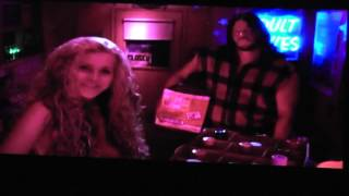 Red Hot Pussy Liquor Clip, from Rob Zombie's, House of 1000 Corpses