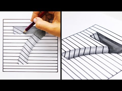 Xxx Mp4 20 EASY AND COOL DRAWING TRICKS 3gp Sex