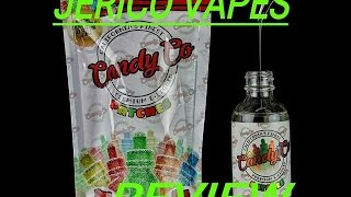 Patches E liquid by Candy Co Review