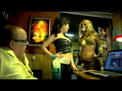 Mira la actuación de la guapa Constanza Varela en Arañazos Infieles Chilevisión