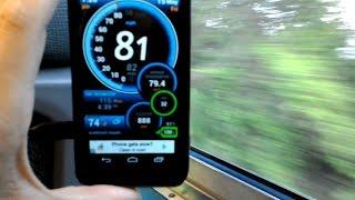 HD Riding Amtrak 76 Piedmont Full Video