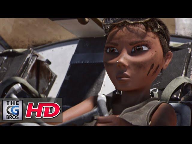 "CGI **Award-Winning** 3D Short : ""The Oceanmaker"" - by Mighty Coconut"