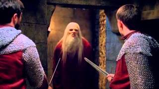 Merlin Season 5 Episode 7 Emrys Scene