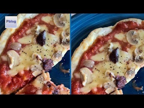 Ricetta pizza in padella senza forno bimby TM5 fatta in casa